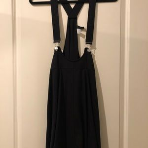 Swing overall dress